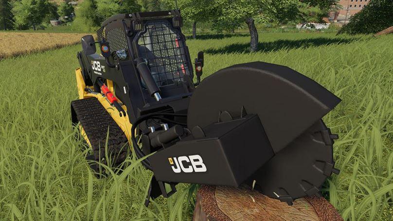 Мод JCB 325 T v 1.0 для Farming Simulator 2019