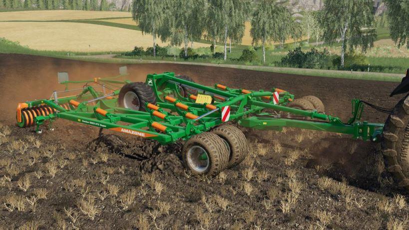 Мод Amazone Cenius 6003-2TX Super v 1.0 для Farming Simulator 2019