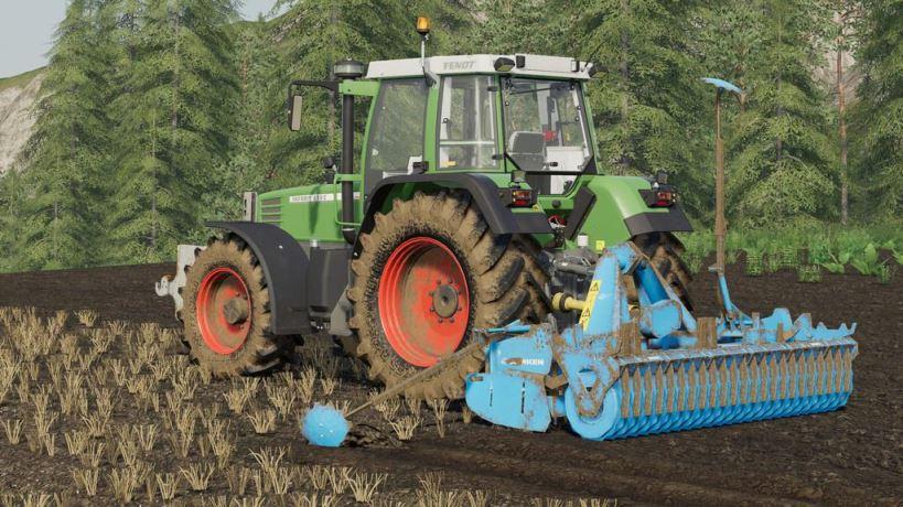 Мод Lemken Zirkon 10/300 v 1.0 для Farming Simulator 2019