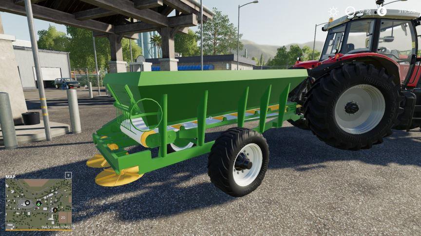 Мод RCW 3 v 1.0 для Farming Simulator 2019