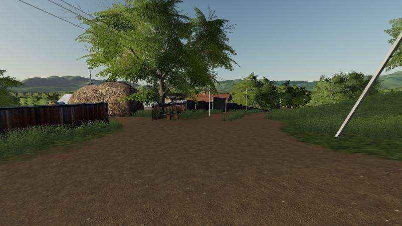 Мод Карта Черкащина v 1.0 для Farming Simulator 2019