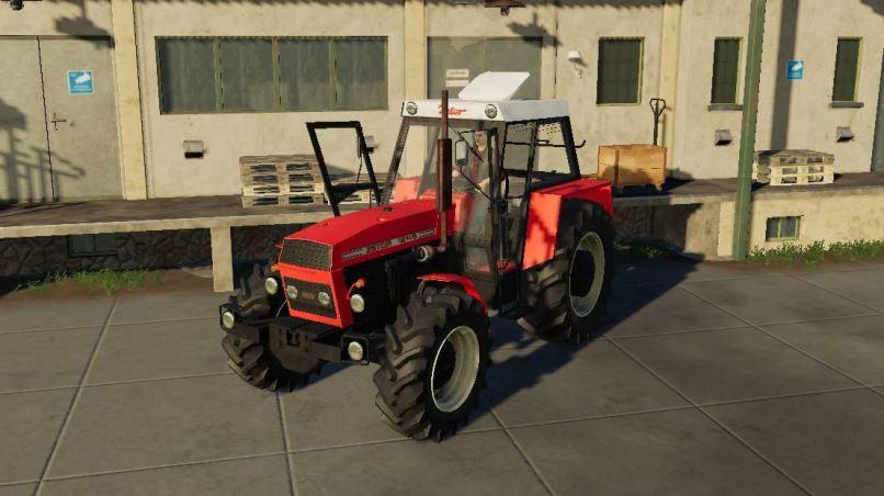 Мод Zetor ZTS 16145 ModPack v 1.0 для Farming Simulator 2019