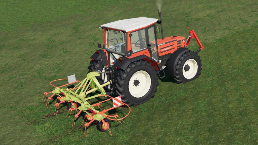 Мод Claas WA 450 v 1.0 для Farming Simulator 2019