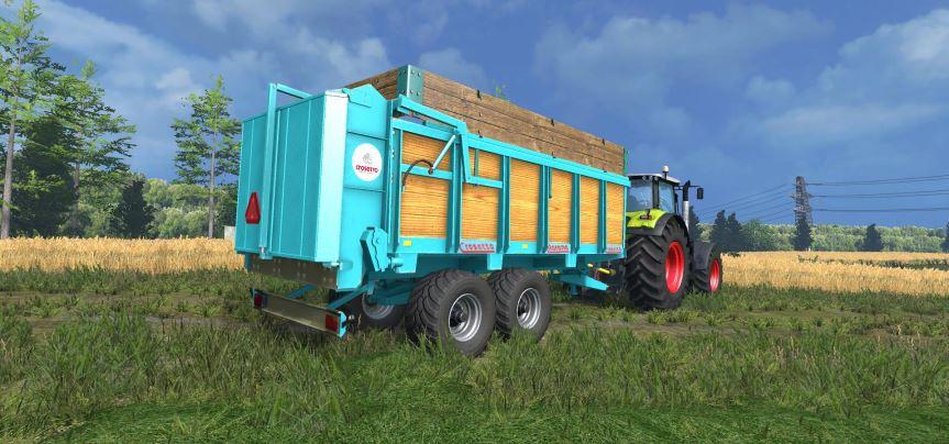 Мод Crosetto Marene v 1.0 для Farming Simulator 2015