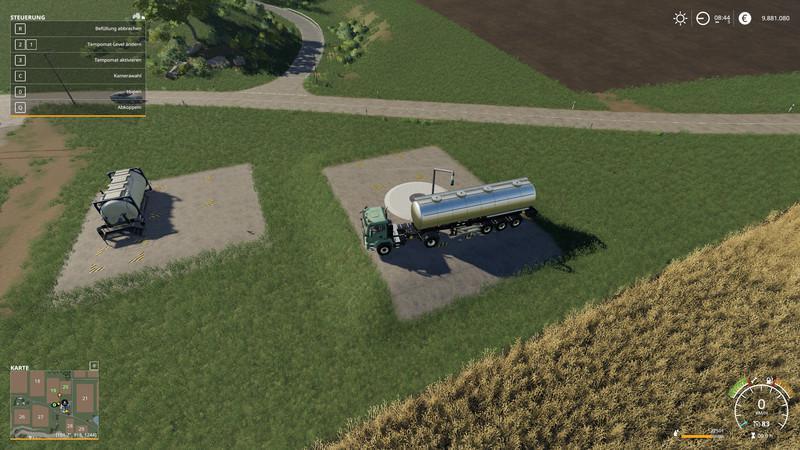Мод HoT Fillable Tanks v 1.1 для Farming Simulator 2019