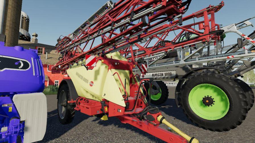 Мод Пак Hardi Pack v 1.0 для Farming Simulator 2019