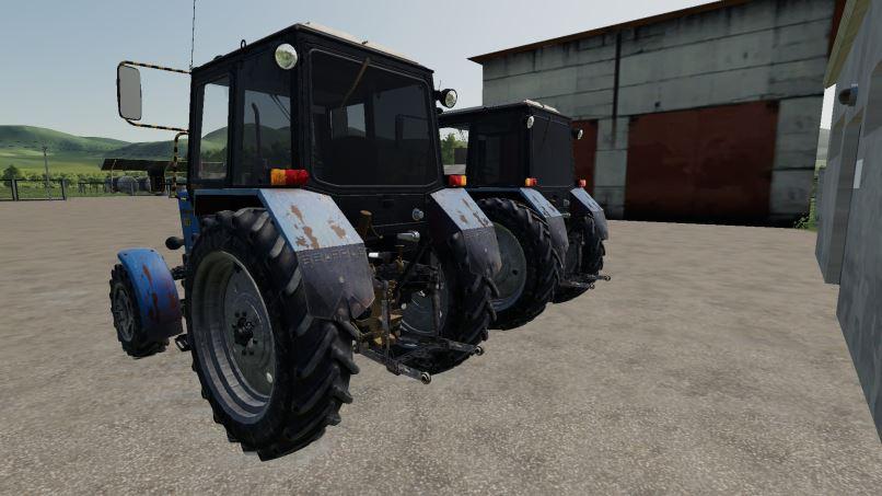 Мод МТЗ-82.1 v 1.0 для Farming Simulator 2019
