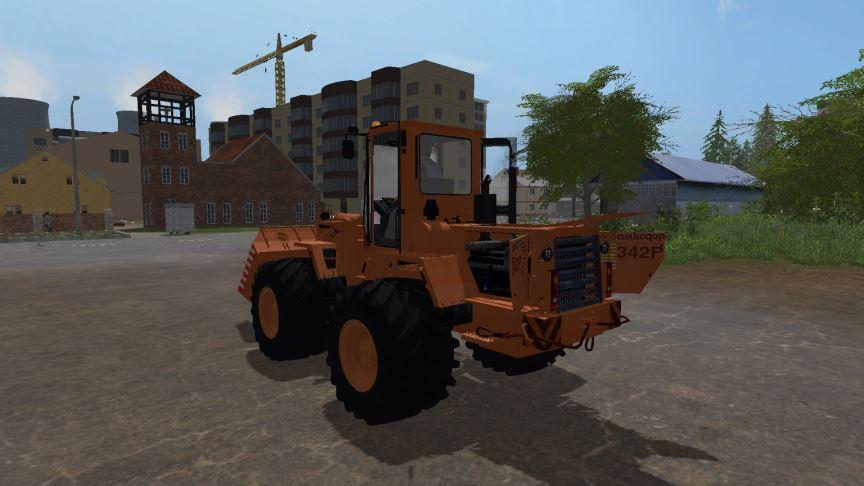 Мод Амкодор ТО-18 v 1.1 для Farming Simulator 2017