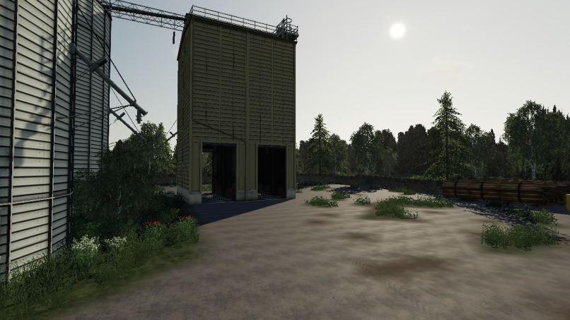 Мод Карта La vallee Agricole v 2.0 для Farming Simulator 2019
