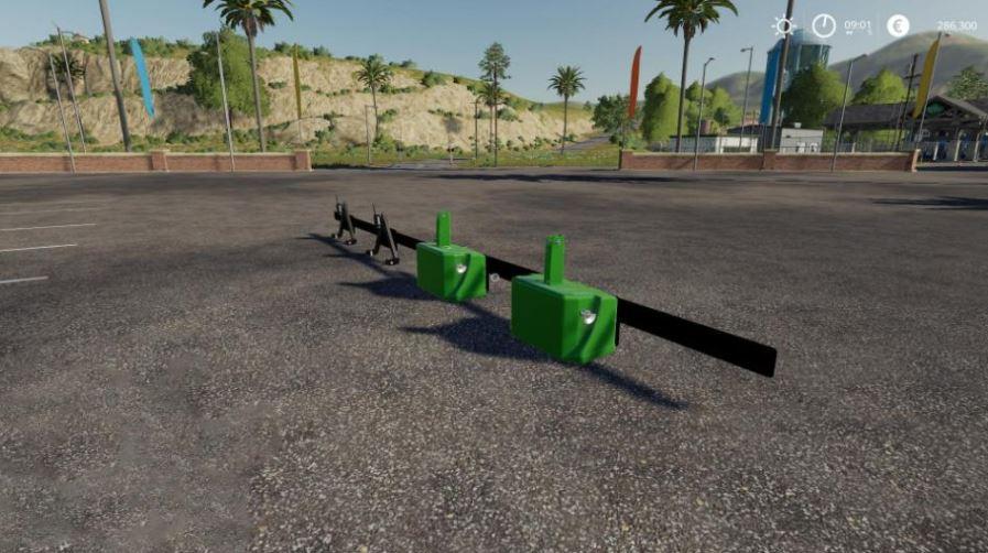 Мод Convoy signs v 1.0 для Farming Simulator 2019