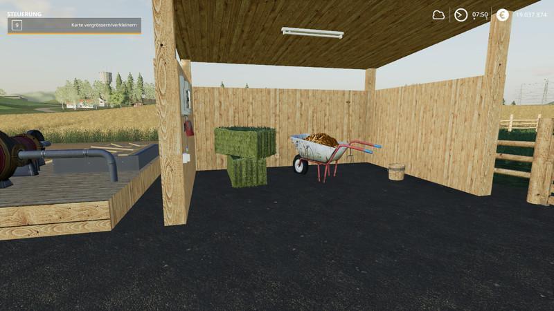 Мод Cowshed v 1.0 для Farming Simulator 2019