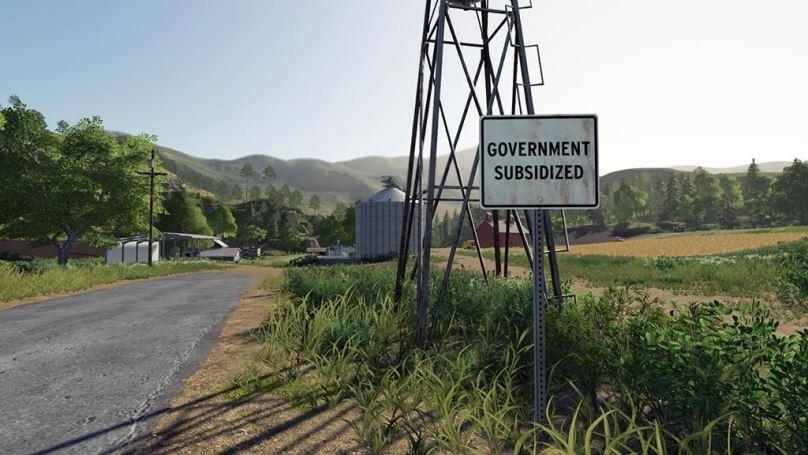 Мод Government Subsidy v 1.0 для Farming Simulator 2019