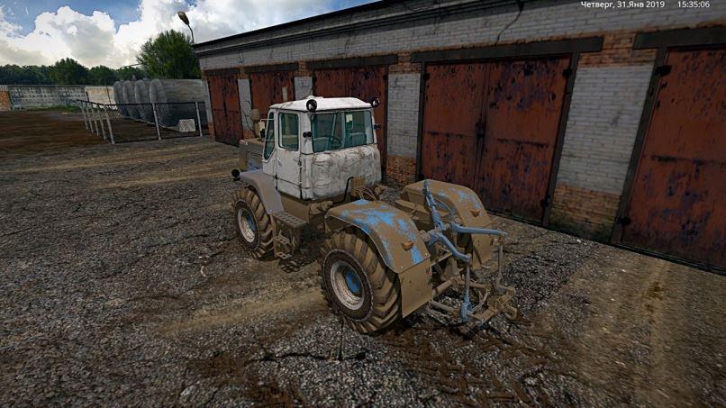 Мод ХТЗ Т-150К v 1.0.0 для Farming Simulator 2017