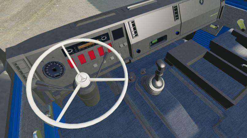 Мод Iveco Magirus Deutz Turbo v 1.0 для Farming Simulator 2019