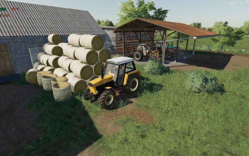 Мод Zetor 8145-10145 v 1.0 для Farming Simulator 2019