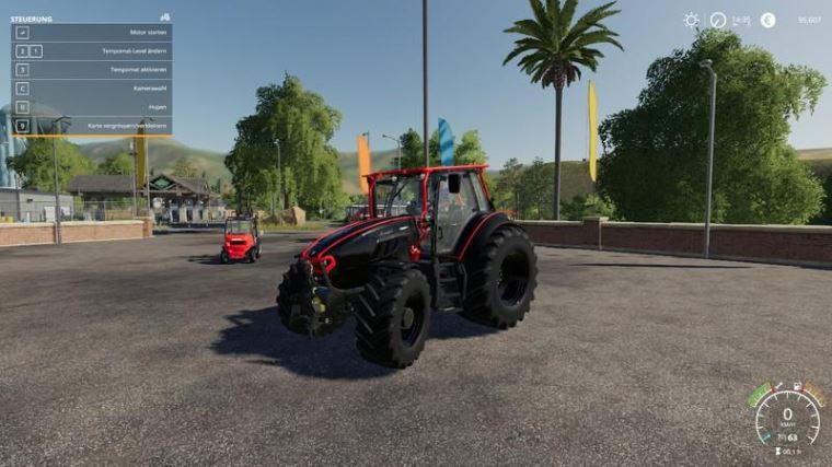 Мод Lamborgin Forst v 1.0 для Farming Simulator 2019