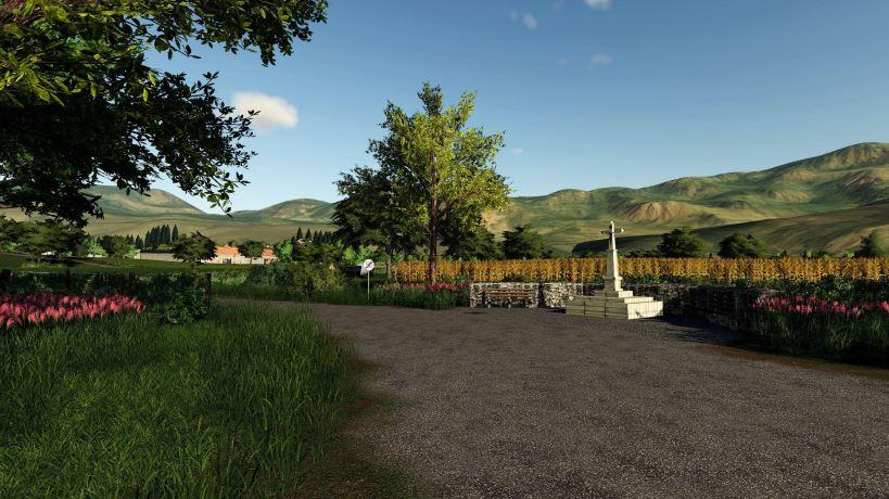 Мод Карта Provence v 1.0 для Farming Simulator 2019