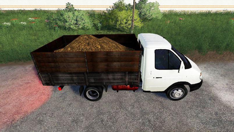 Мод Газ-3302 v 1.0 для Farming Simulator 2019