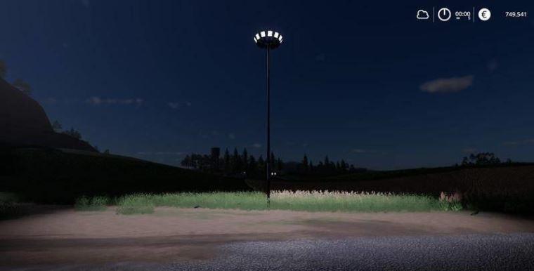 Мод BD Modding Lightpack v 1.0 для Farming Simulator 2019