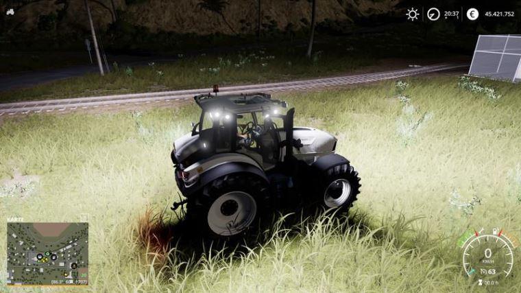 Мод Lamborghini Mach VRT Tuning v 1.0 для Farming Simulator 2019