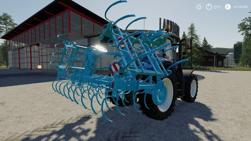 Мод Fortschritt Mod B-231 v 1.0 для Farming Simulator 2019