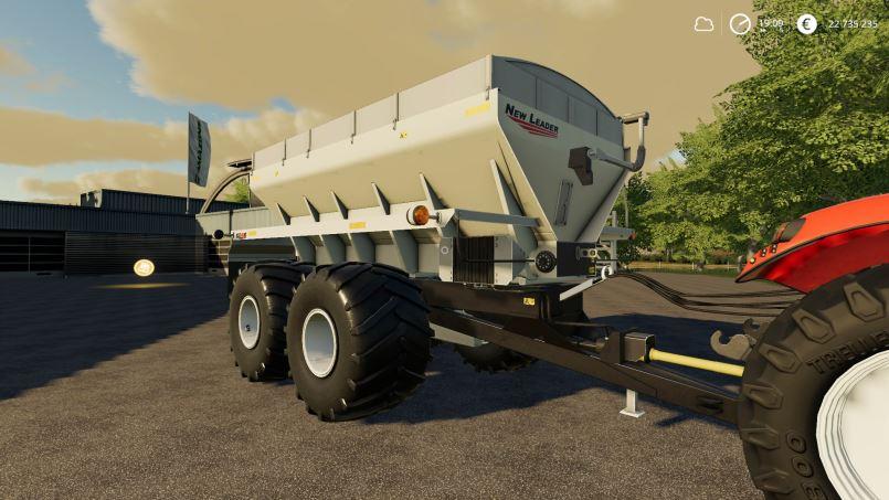 Мод New Leader NL345 v 1.0 для Farming Simulator 2019