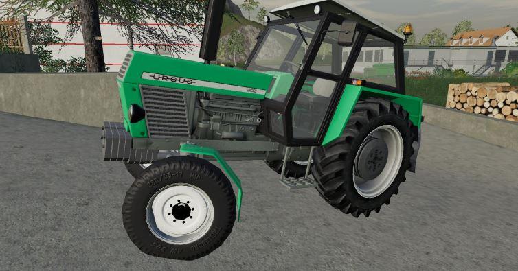 Мод Трактор Ursus 902 v 2.0 для Farming Simulator 2019