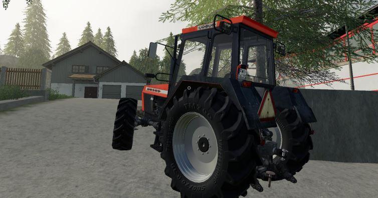 Мод Трактор Ursus 1634 v 1.0 для Farming Simulator 2019