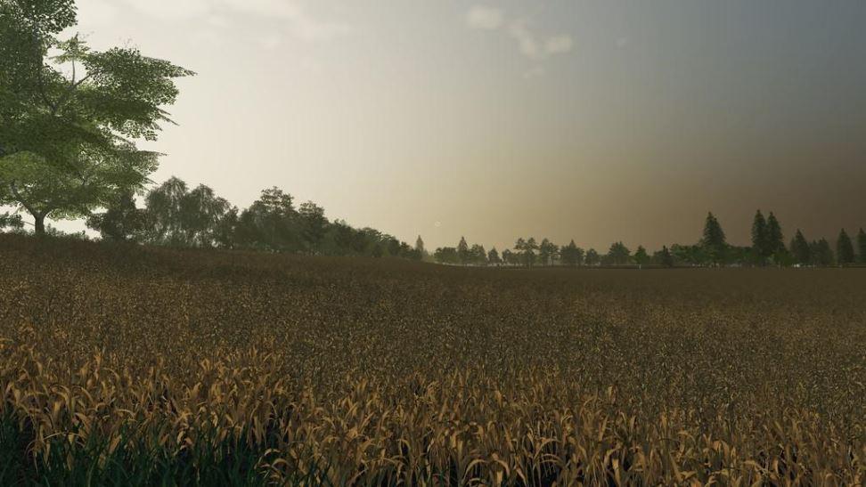 Мод Карта New Bartelshagen v 1.0 для Farming Simulator 2019