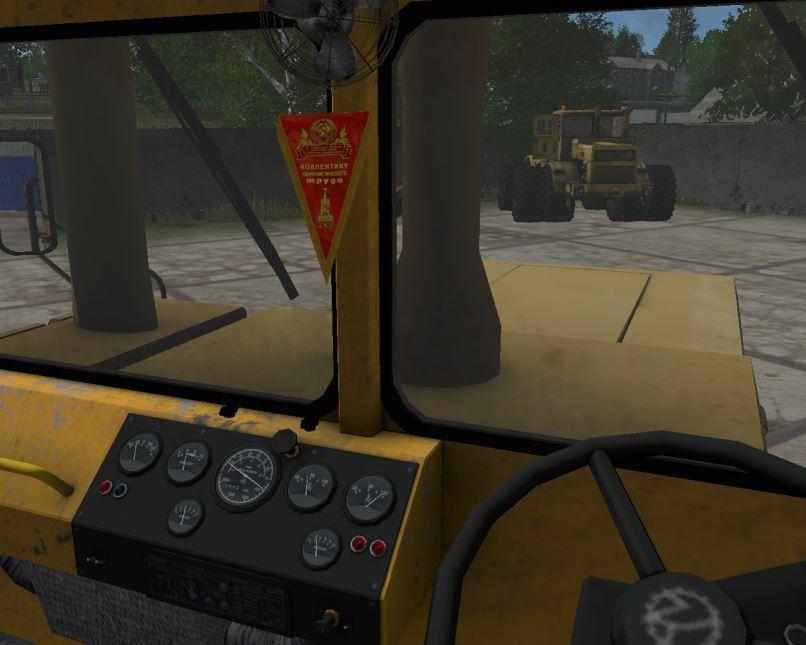 Мод Кировец K-701 v 1.4 для Farming Simulator 2017
