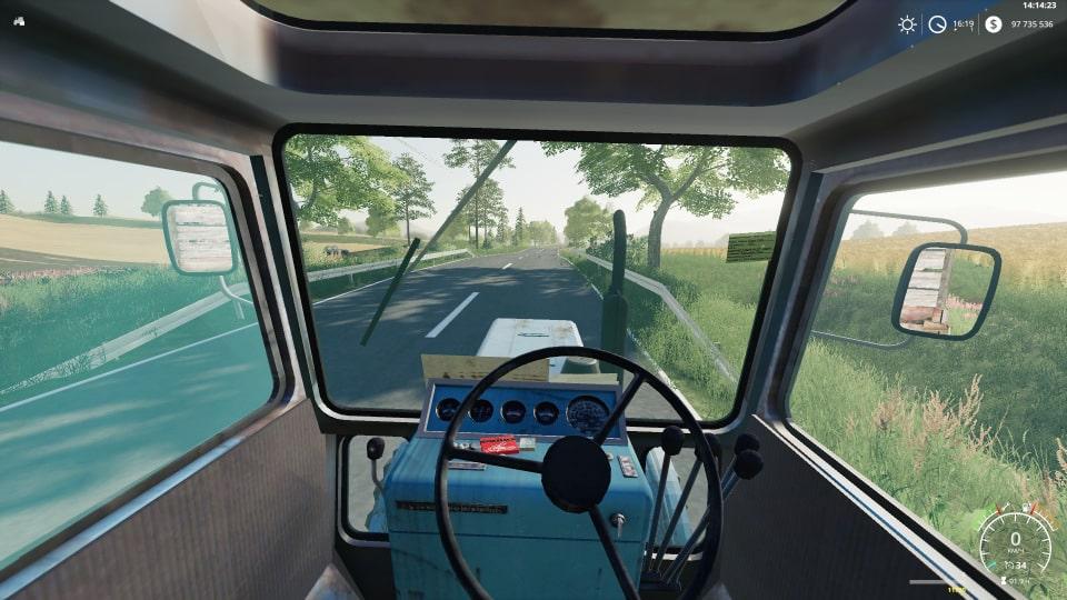 Мод МТЗ-82 v 1.2 для Farming Simulator 2019