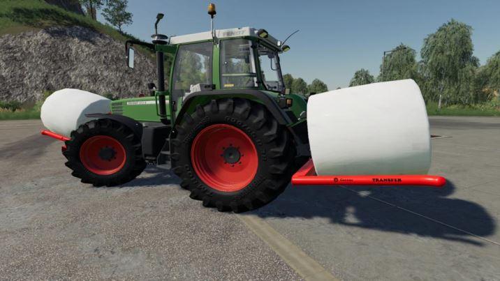 Мод Transfer Supra v 1.0 для Farming Simulator 2019