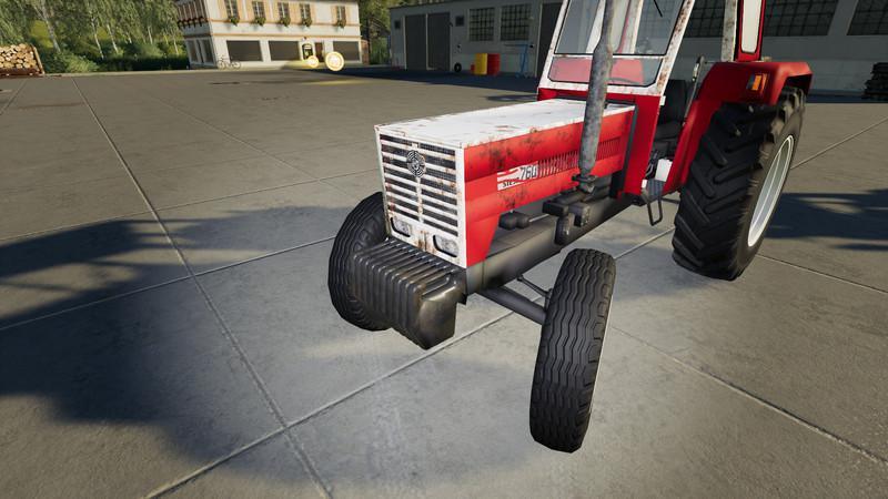 Мод Steyr 760 Plus v 1.2 для Farming Simulator 2019