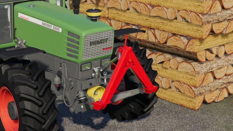 Мод Pottinger Novacat 306 F v 1.0 для Farming Simulator 2019