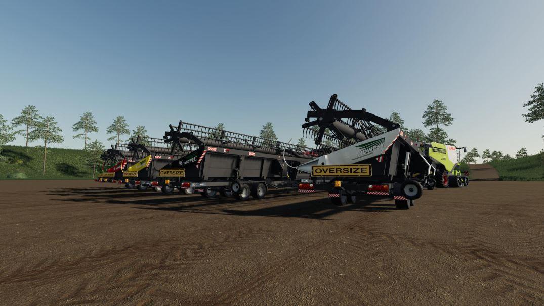 Мод Midwest Durus 50Ft v 1.0 для Farming Simulator 2019