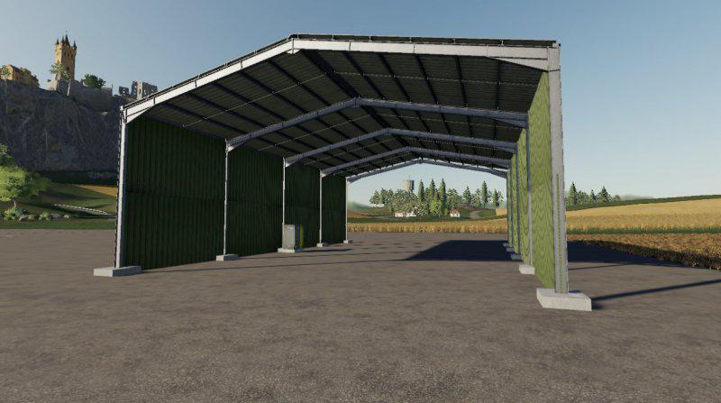 Мод Kaercher HDS-C 8/15E placeable v 1.0 для Farming Simulator 2019