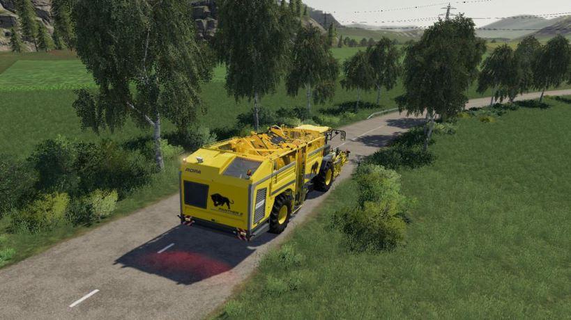 Мод Скрипт Less Engine Brakeforce v 1.0 для Farming Simulator 2019