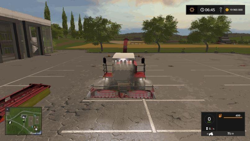 Мод КВК-800 v 1.0 для Farming Simulator 2017