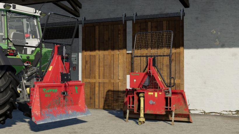 Мод Tajfun EGV 80 AHK v 1.0 для Farming Simulator 2019
