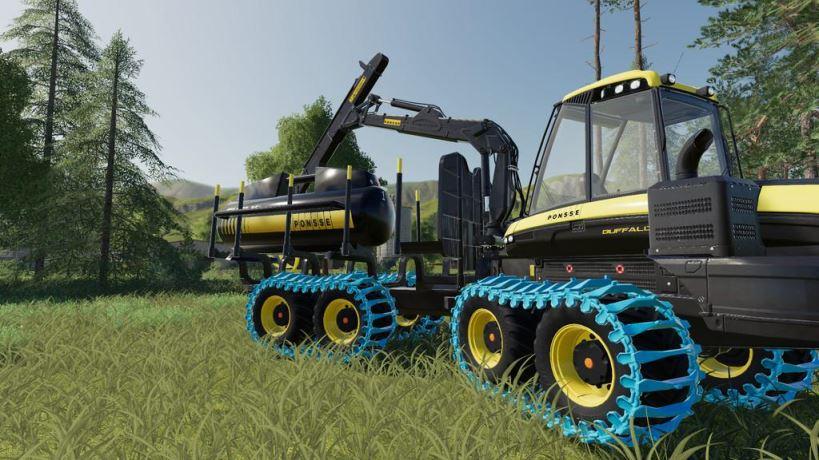 Мод Fuel Tank v 1.0 для Farming Simulator 2019