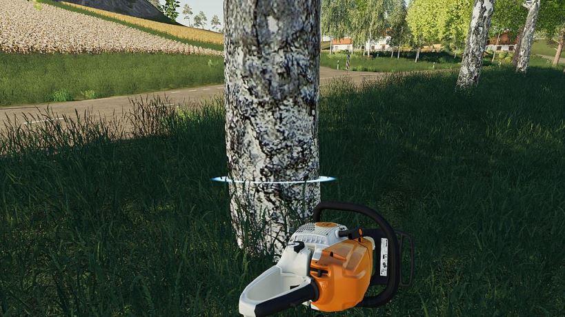 Мод Placeable Trees v 1.0 для Farming Simulator 2019
