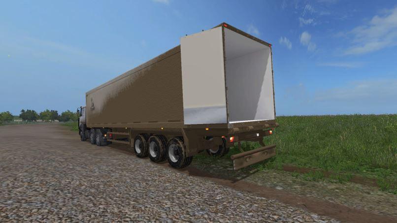 Мод Тонар-9546Н v 1.4 для Farming Simulator 2017