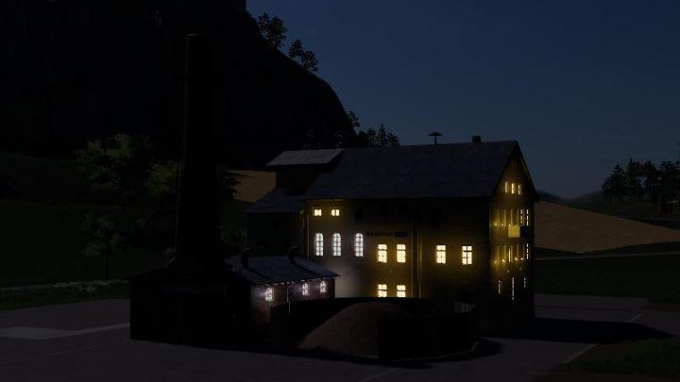 Мод Placeable wood chip sale v 1.0 для Farming Simulator 2019