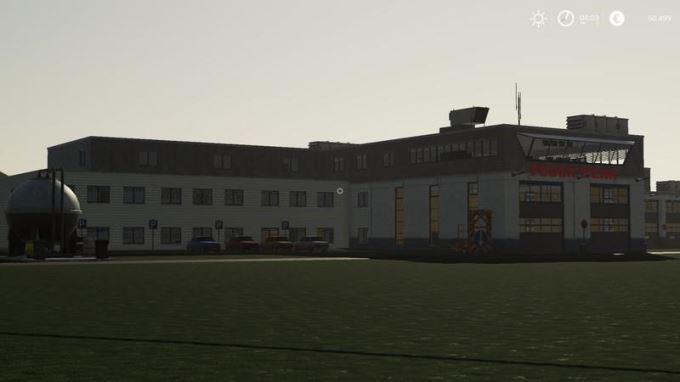Мод Fire station completely new construction v 1.0 для Farming Simulator 2019