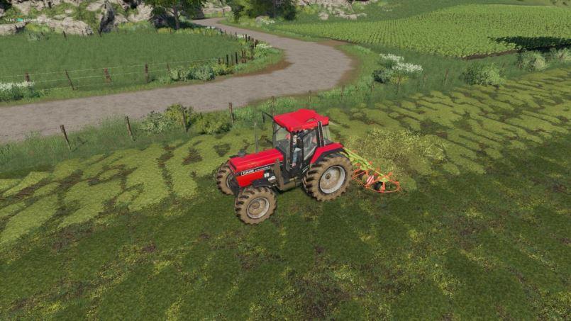 Мод Case 956 - 1056 XL | BJ 86-92 v 1.0.1 для Farming Simulator 2019