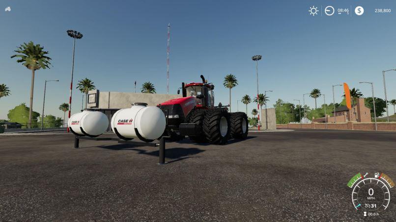 Мод Case Steiger v 1.1 для Farming Simulator 2019