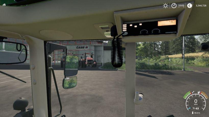 Мод John Deere 6R - 6M + Bredal K105 - K165 v 1.0 для Farming Simulator 2019