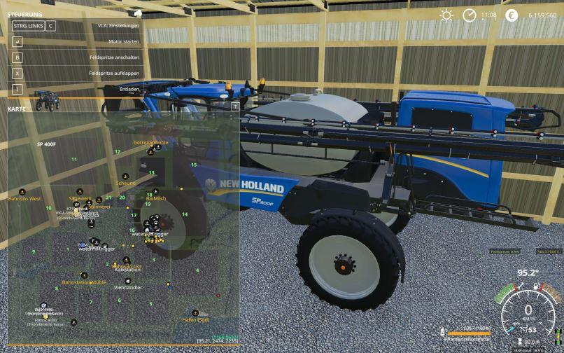 Мод Скрипт Tardis v 0.9.1.0 для Farming Simulator 2019