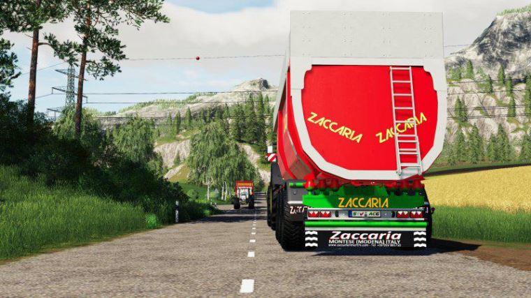 Мод Zaccaria ZAM 200/8 v 1.0 для Farming Simulator 2019