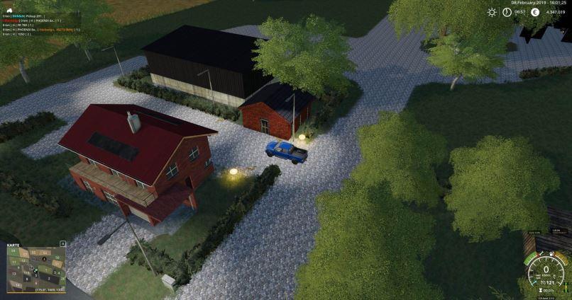 Мод Карта MIG Map MadeInGermany Celle v 0.94 для Farming Simulator 2019